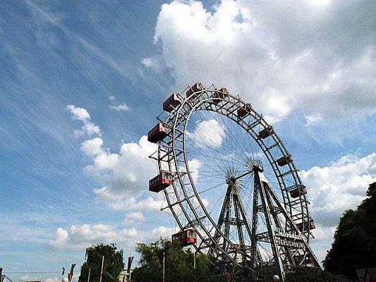 Tourismus in Wien: Attraktionen wie das Riesenrad ziehen Besucher an
