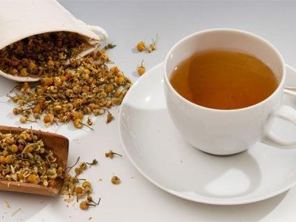 Heißer Tee ist ein Muss im Herbst in Wien.