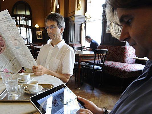 Smartguide: Ein neuer interaktiver Tablet-Führer zum Sightseeing in Wien