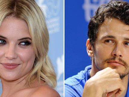 Angeblich sind Ashley Benson und James Franco ein Paar