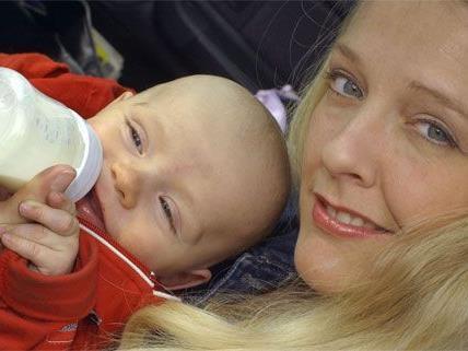 Infos rund um die richtige Ernährung von Babys in Wien.