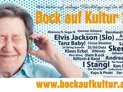"""Ute Bock und """"Bock auf Kultur"""" lassen in Wien wieder von sich hören."""
