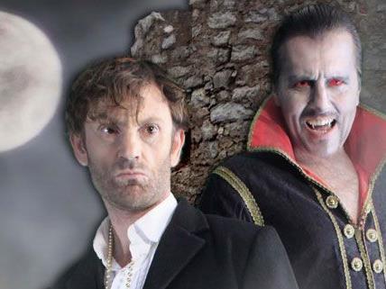 Das Dracula-Event ist eine Mischung aus Theaterstück, Kinofilm und Show.