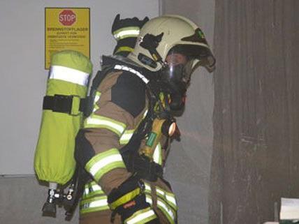 Der Brand wurde rasch unter Kontrolle gebracht.