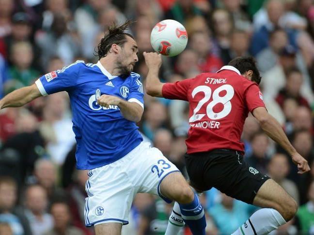 Christian Fuchs will mit Schalke in die nächste Runde aufsteigen