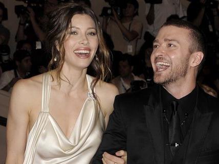 Justin Timberlake und Jessica Biel heirateten am Freitag in Italien.