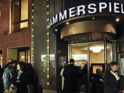50 Mitarbeitern der Wiener Kammerspiele droht die vorübergehende Kündigung.