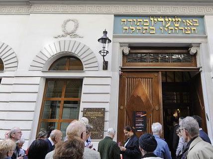 Noch ist nicht geklärt, ob die historischen Bestände der Kultusgemeinde zurück nach Wien kommen.