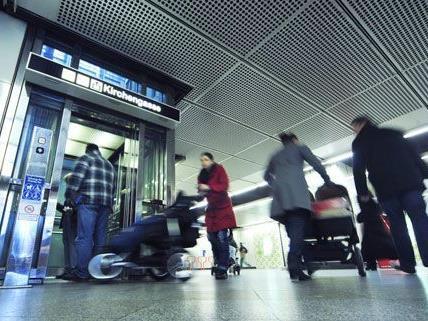 Barrierefreiheit für alle Fahgäste: Die Wiener Linien versuchen, dies auszubauen.