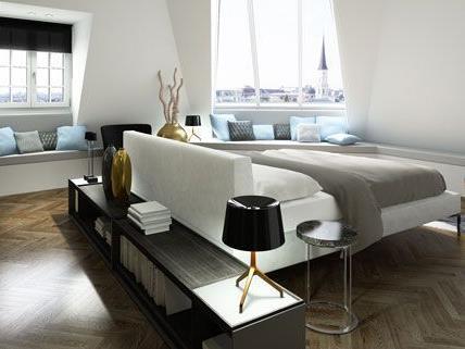 """So sehen die Luxus-Wohnungen im """"Goldenen Quartier"""" von innen aus."""