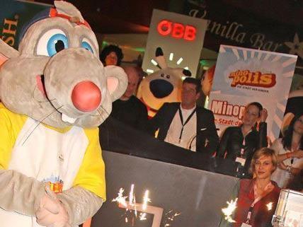 Vom 12. bis 14. Oktober feiert die Stadt der Kinder ihren siebten Geburtstag.