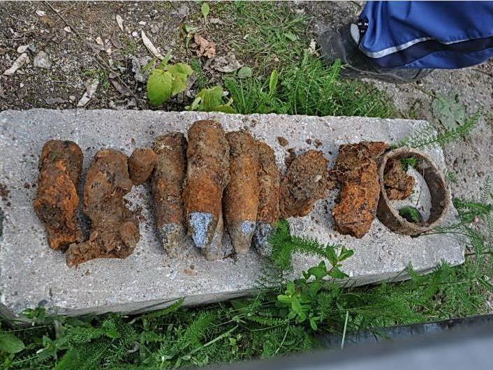 Die Munition wurde vom Entminungsdienst des BM.I sachgerecht geborgen.