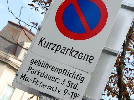Am Donnerstag wurden 1.624 Strafzettel in den neuen Kurzparkzonen verteilt.