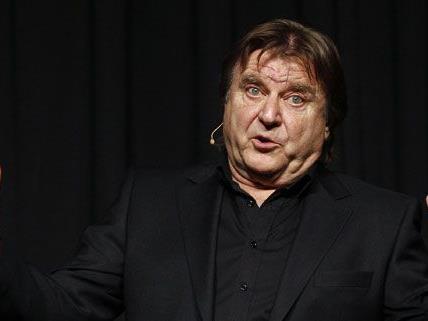 Alt werden und jung bleiben möchte Kabarettist Lukas Resetarits.