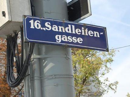 Derzeit markiert in Ottakring die Sandleitengasse die Parkpickerlzonengrenze.