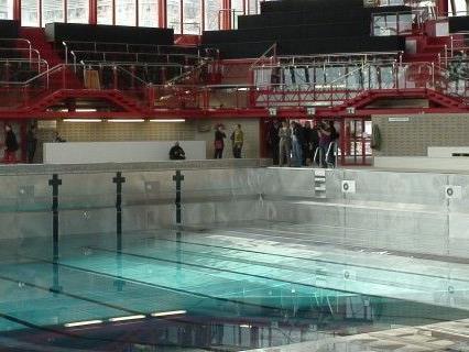 Das Wiener Stadthallenbad ist seit Monaten gesperrt.