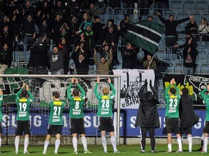 Für den SC Wiener Viktoria ist der Cup-Traum beendet, sie verloren gegen Ried.