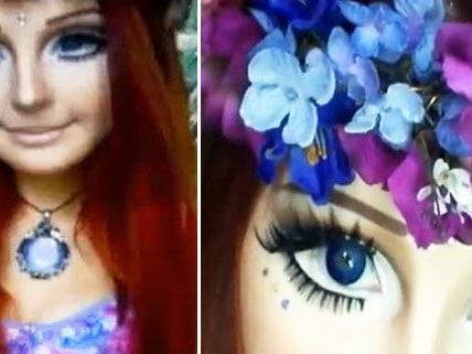 "Anastasiya Shpagina: Ihr ""Flower Fairy-Tutorial""."