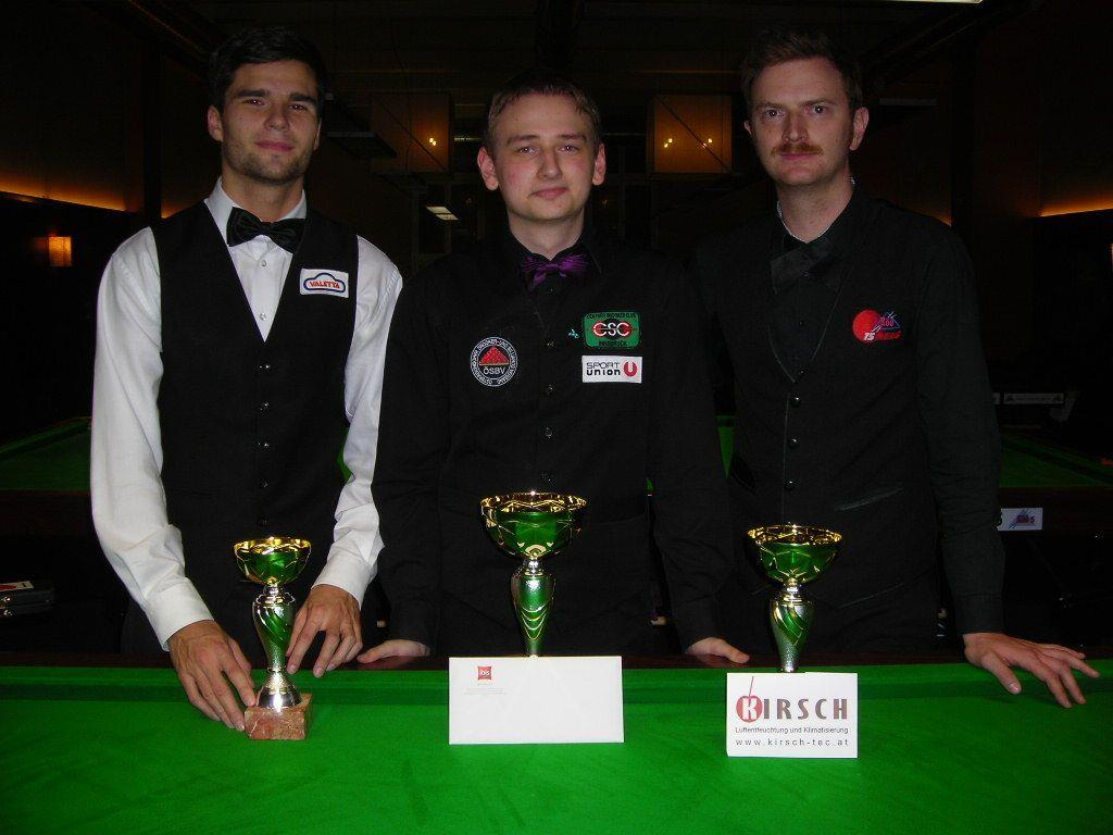 Paul Schopf (Bulls, Salzburg), Andreas Ploner (CSC Innsbruck), Sebastian Hainzl (15eds, Wien)