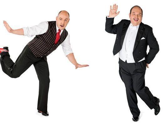 Rudi Roubinek und Gerald Pichowetz nehmen 2013 an Dancing Stars teil