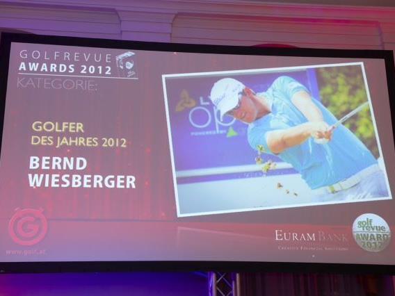 Golfer des Jahres, Bernd Wiesberger