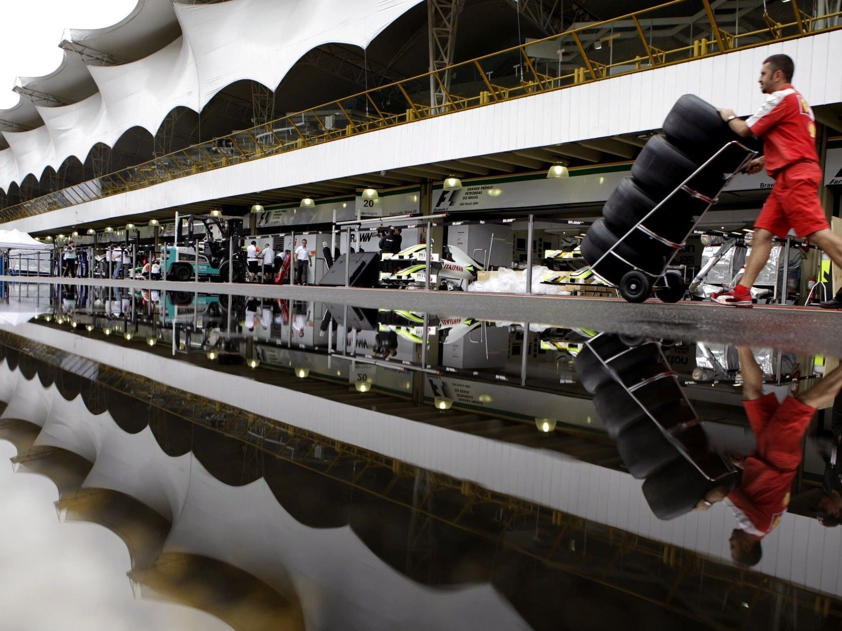 Abseits der Strecke macht die Sicherheit in Sao Paulo der Formel 1 große Probleme.