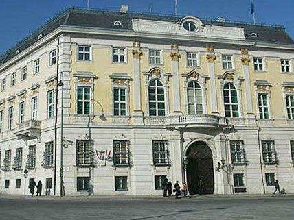 Am Ballhausplatz soll das Wiener Deserteursdenkmal errichtet werden.