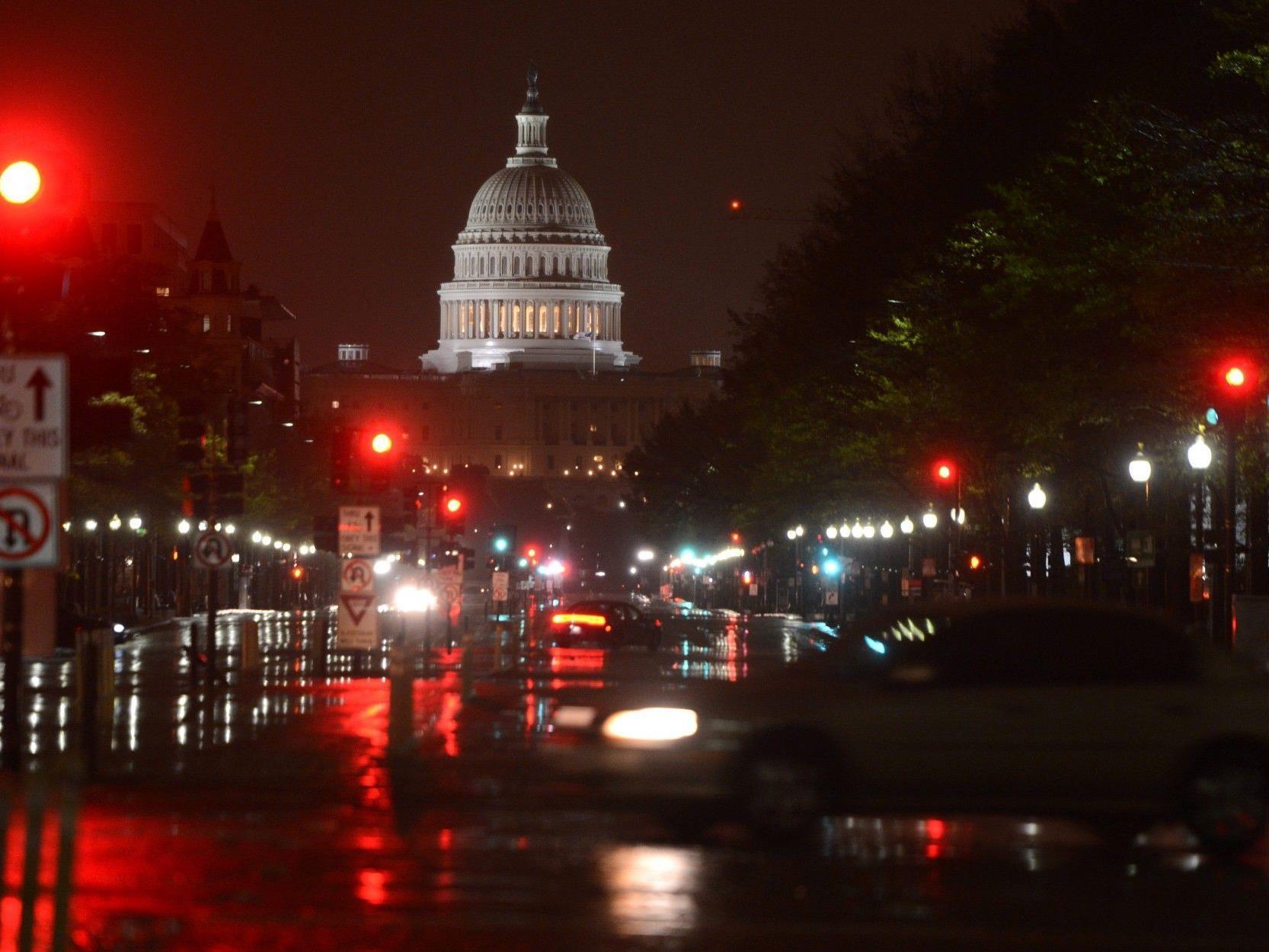 """Alle Umfragen deuten darauf hin, dass auch der nächste Präsident mit einem """"geteilten Kongress"""" arbeiten muss."""