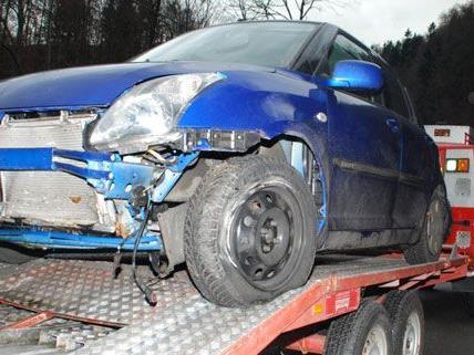 Am Mittwoch ist es erneut zu einem schweren Unfall auf der B26 gekommen.