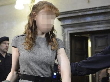 Zu einer lebenslangen Haftstrafe wurde Estibaliz C. am Donnerstag in Wien verurteilt.