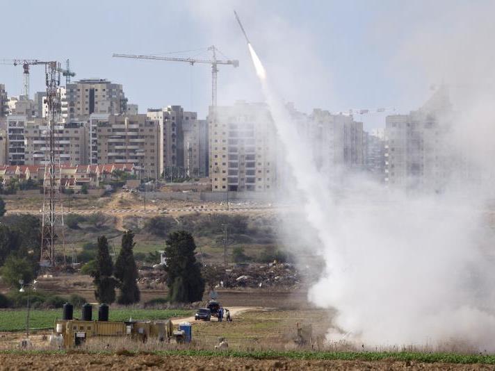 Israel baut immer stärker auf seine Raketenabwehr.