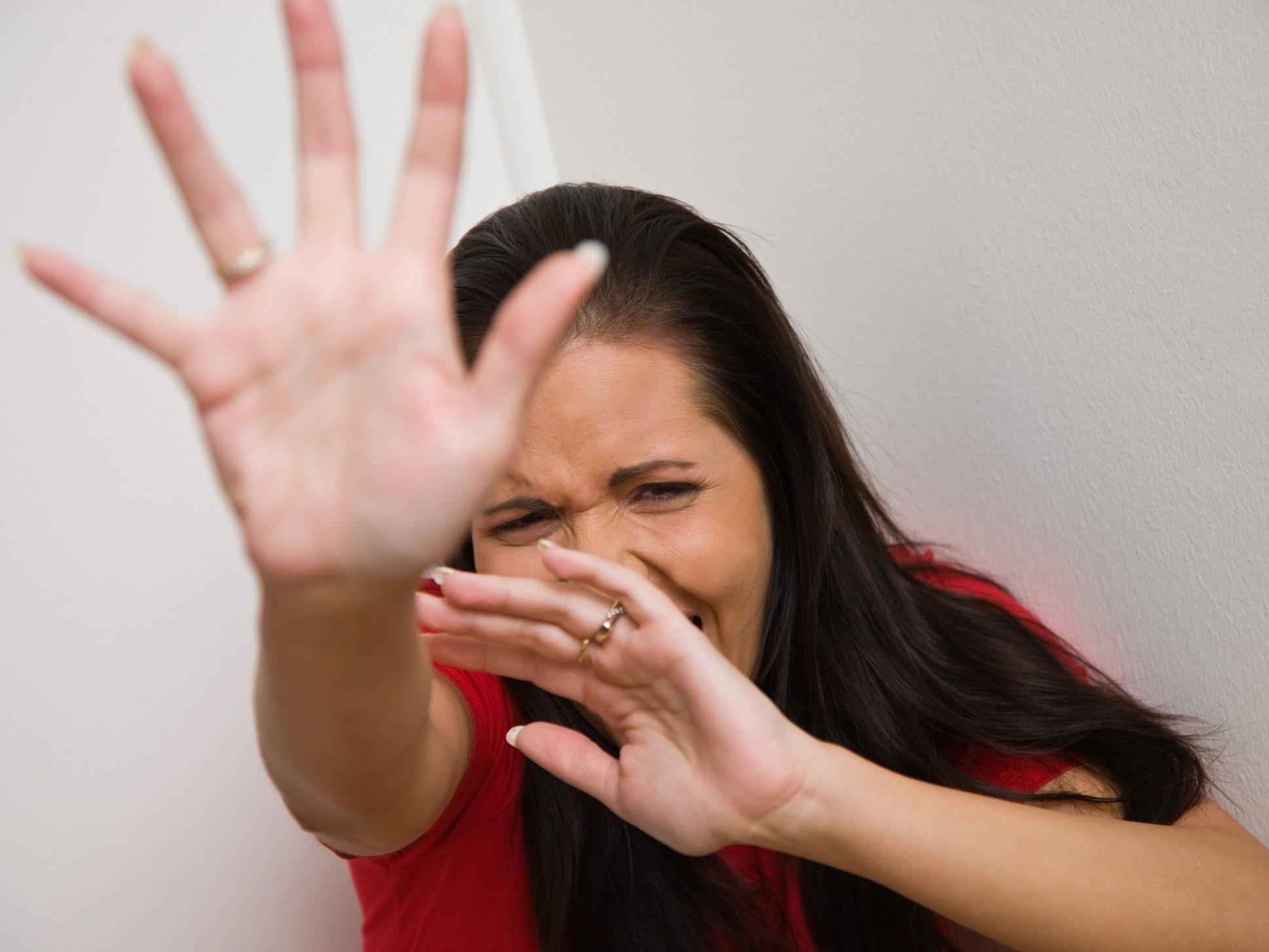 Die 33-Jährige zeigte ihren Mann nach einem angeblichen Tötungsversuch an.