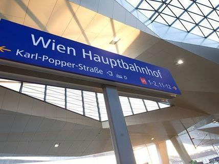 Am 23. November lädt der Wiener Hauptbahnhof zum Tag der offenen Baustelle.
