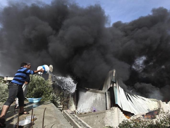 Zwei weitere Tote im Gazastreifen durch israelische Angriffe
