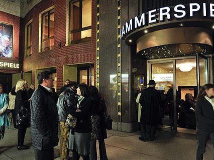 Die Wiener Kammerspiele werden 2013 renoviert.