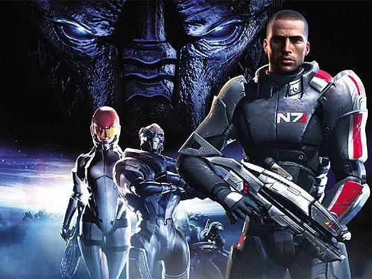 Held John Shepard zieht in den Krieg gegen die Reaper.