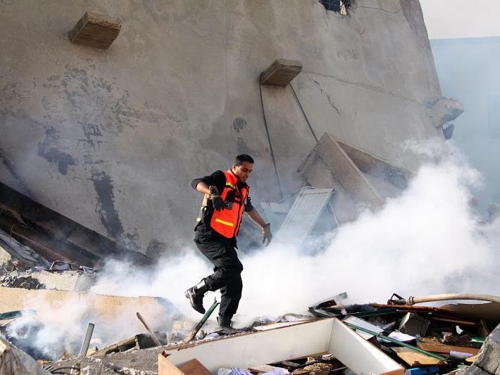 Die Auseinandersetzung am Gazastreifen droht zu eskalieren