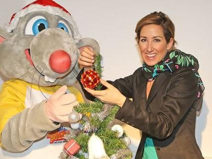 In Minopolis wird die Weihnachtszeit eingeläutet.