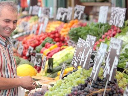 """Eine neue Bürgerinitiative will den Wiener Naschmarkt """"retten"""" oder zumindest verbessern."""