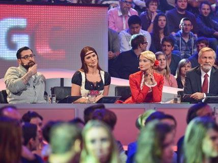 Die große Chance: Finale kommenden Freitag im ORF Eins