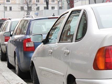 Durch Umgestaltungsmaßnahmen in Wien-Ottakring gehen Parkplätze verloren.