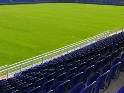 Ein Stadion war in Wiener Neustadt geplant, wird aber nicht in die Tat umgesetzt.