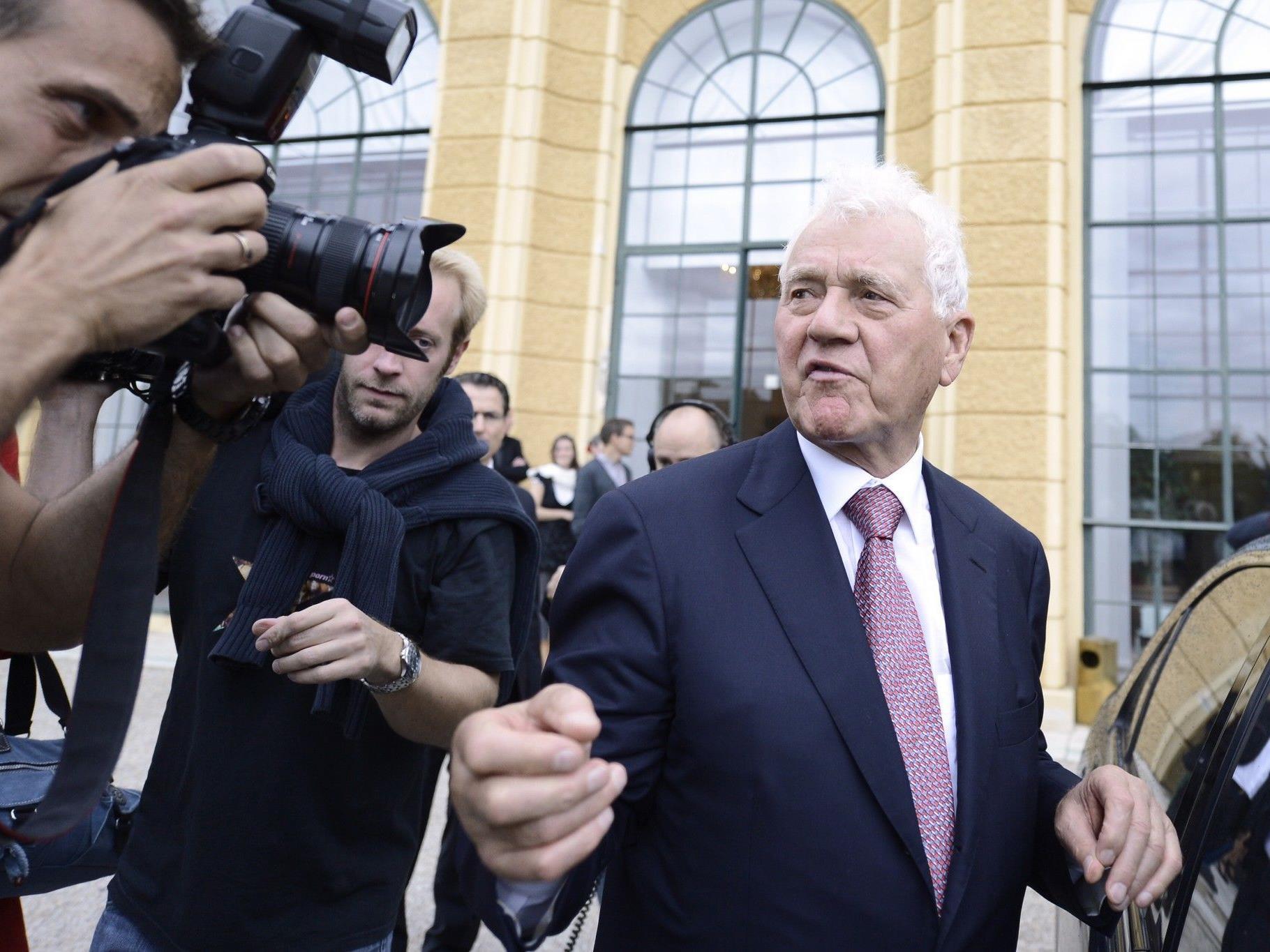 Bucher will Stronach vor einen neuen U-Ausschuss laden.
