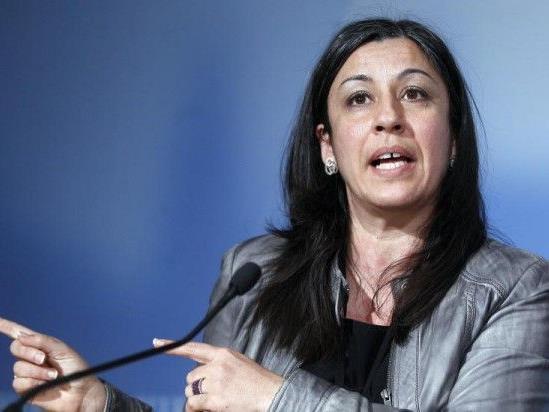"""Vizebürgermeisterin Maria Vassilakou diskutierte bei """"Im Zentrum"""" mit Experten über Mietpreise"""