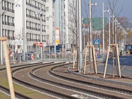 Straßenbahnlinie 25 feiert Comeback: Neue Bim führt durch Tokiostraße