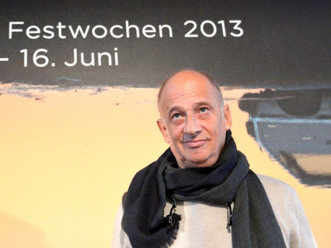 Die Wiener Festwochen 2013 finden vom 10. bis 16. Juni statt.