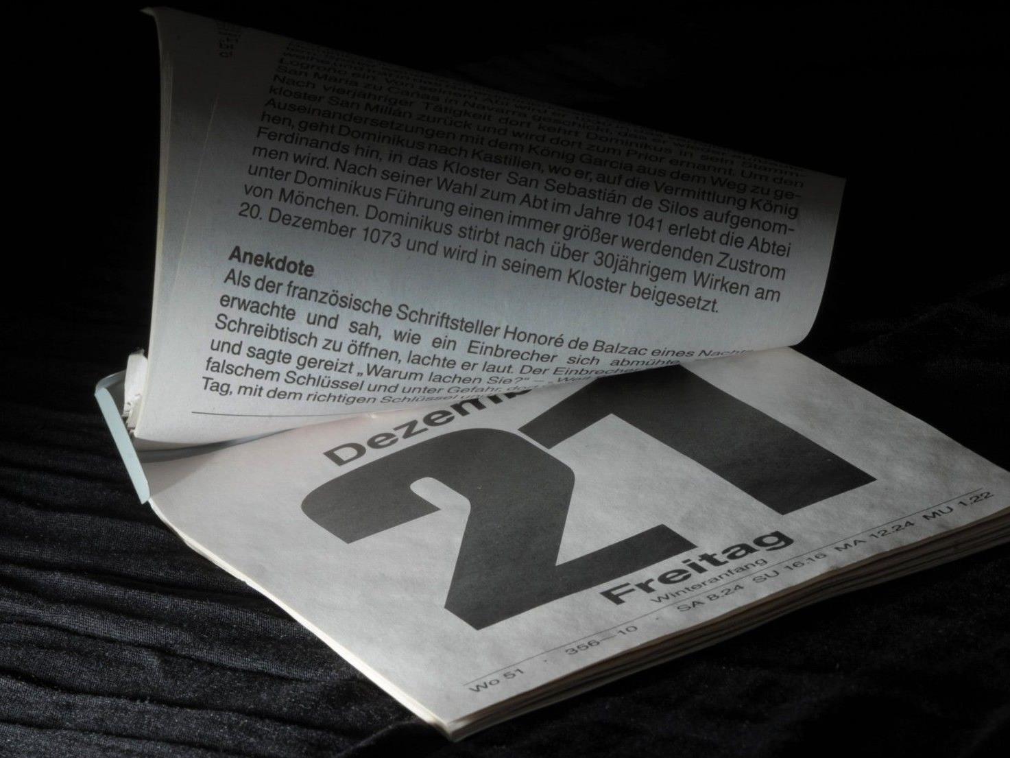 Ansgt vorm Weltuntergang am 21. Dezember 2012? Diese Dinge sollten sie erlebt haben!
