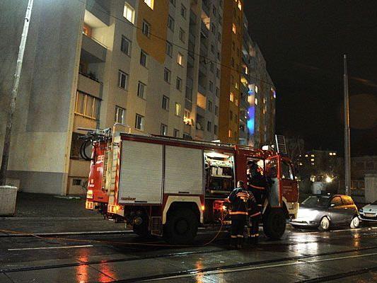Hier geschah der Brand in Donaustadt