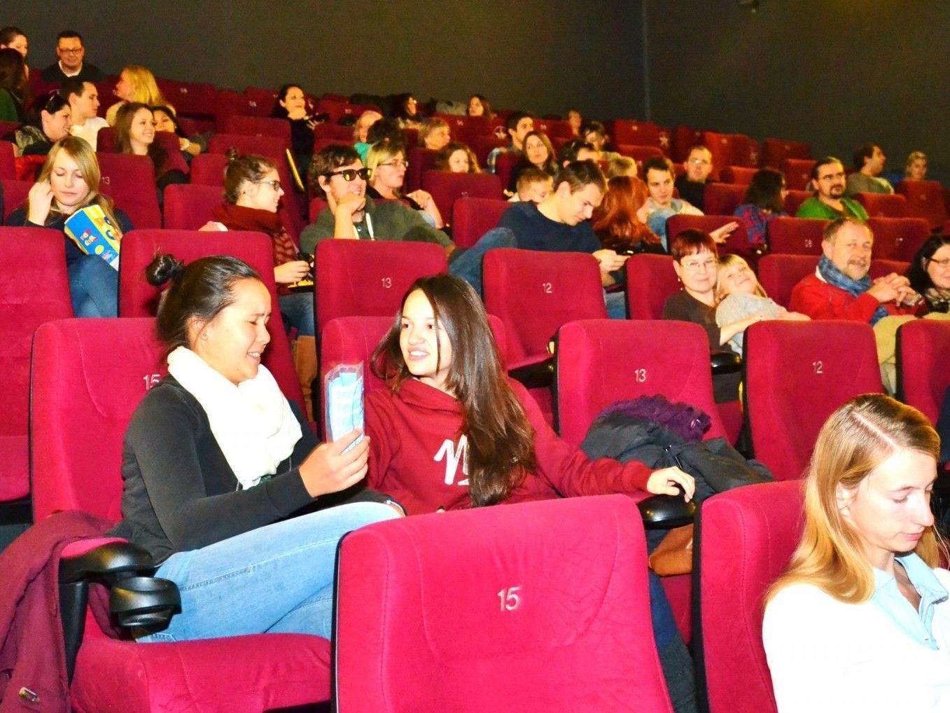 """Vienna.at lud zur Kinopremiere von """"Ralph reichts""""."""