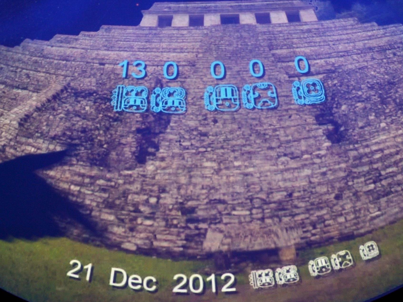Maya-Kalender: Fragen zum vermeintlichen Weltuntergang am 21. Dezember 2012.